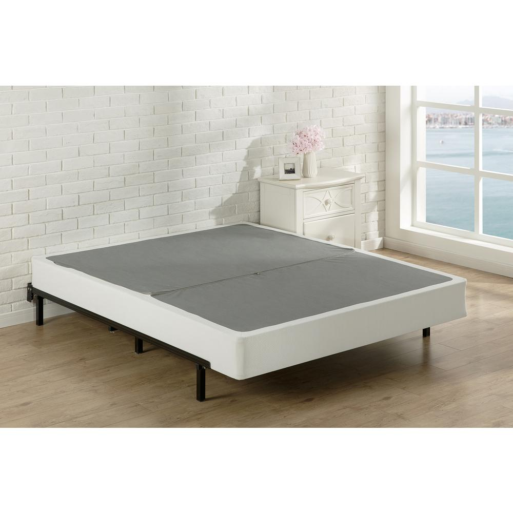 Box Spring Jayanna Steel Bifold Box Spring King