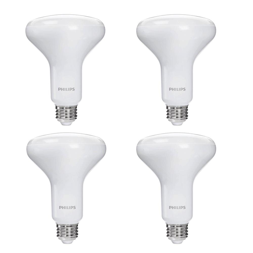 Led Bulbs Philips Led Br30 65w Light Bulb Dimmable Led With Warm Glow 3 Pack Home Garden Mbln Org