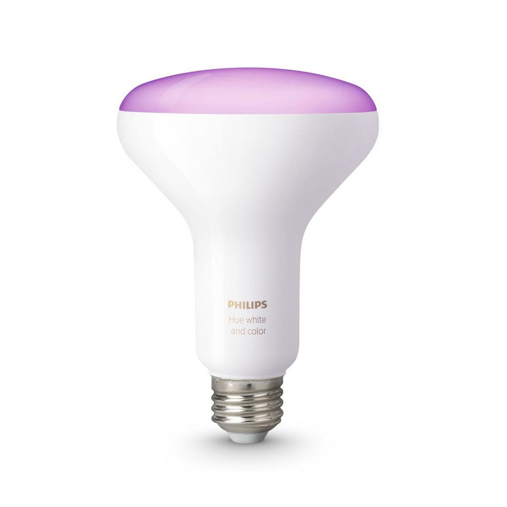 Hue Pack Details About 2 Pack Philips Hue White And Color Ambiance Br30 65w Equivalent Dimmable Led
