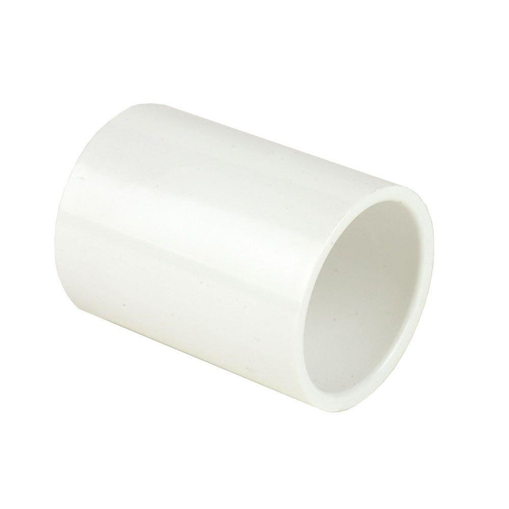 Pvc Joints 5 In Schedule 40 Pvc Coupling Sxs