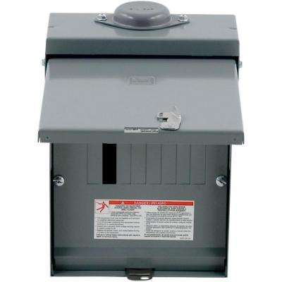 6 - Breaker Boxes - Power Distribution - The Home Depot