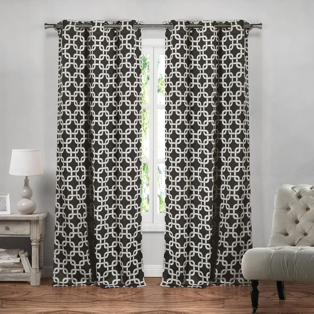 Ready Made Curtains 108 Drop Curtains Drapes Window Treatments The Home Depot