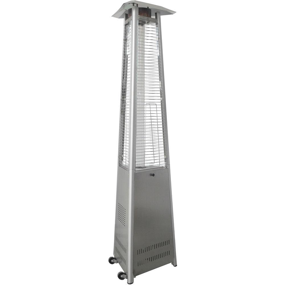Gardensun 41,000 BTU Stainless Steel Propane Patio Heater
