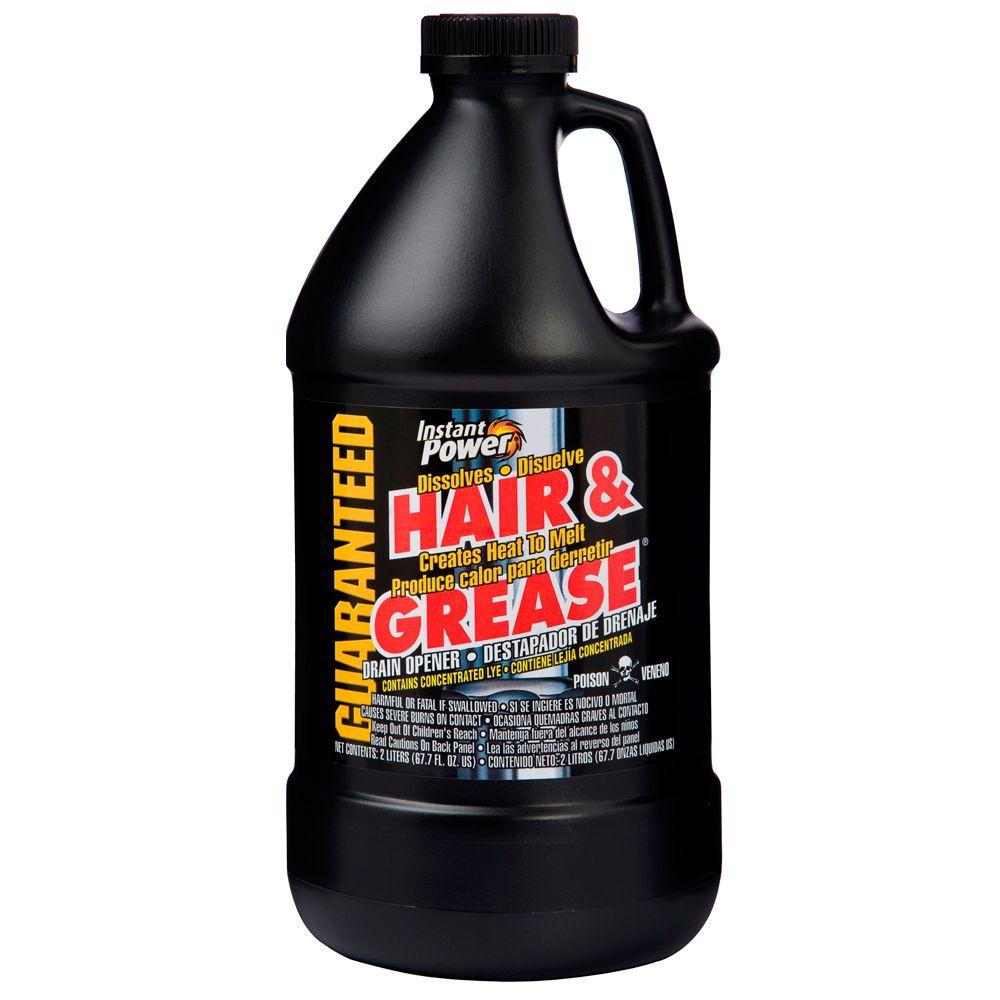Instant Power 676 Oz Hair And Grease Drain Opener 1970
