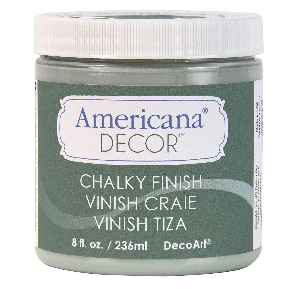 Americana Decor Chalky Finish Decoart Americana Decor 8 Oz Vintage Chalky Finish