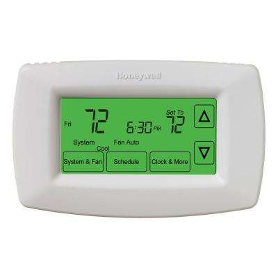 Honeywell - Thermostats - Heating, Venting  Cooling - The Home Depot