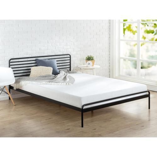 Medium Crop Of King Platform Bed Frame