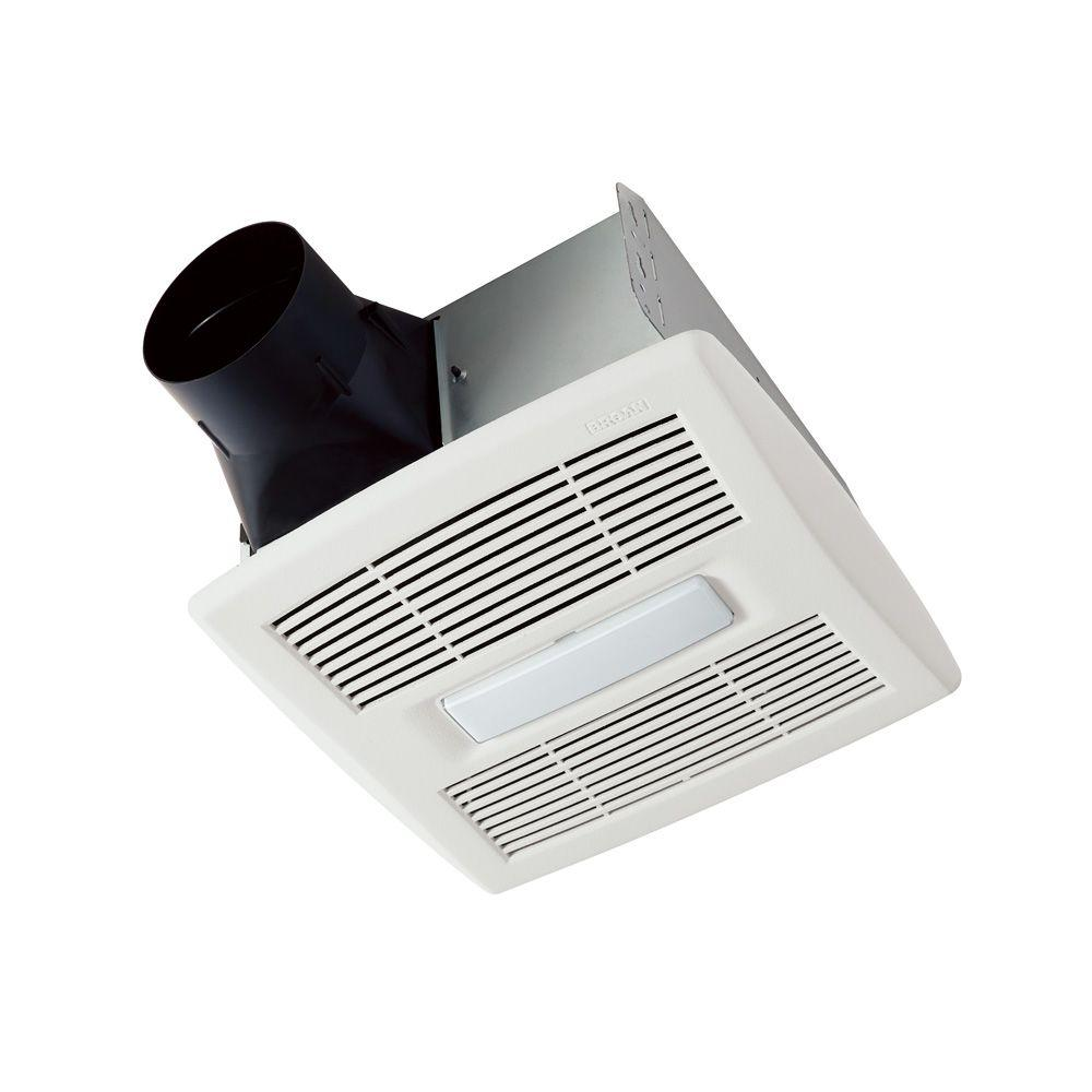 NuTone EZ Fit 80 CFM Ceiling Exhaust Fan, ENERGY STAR