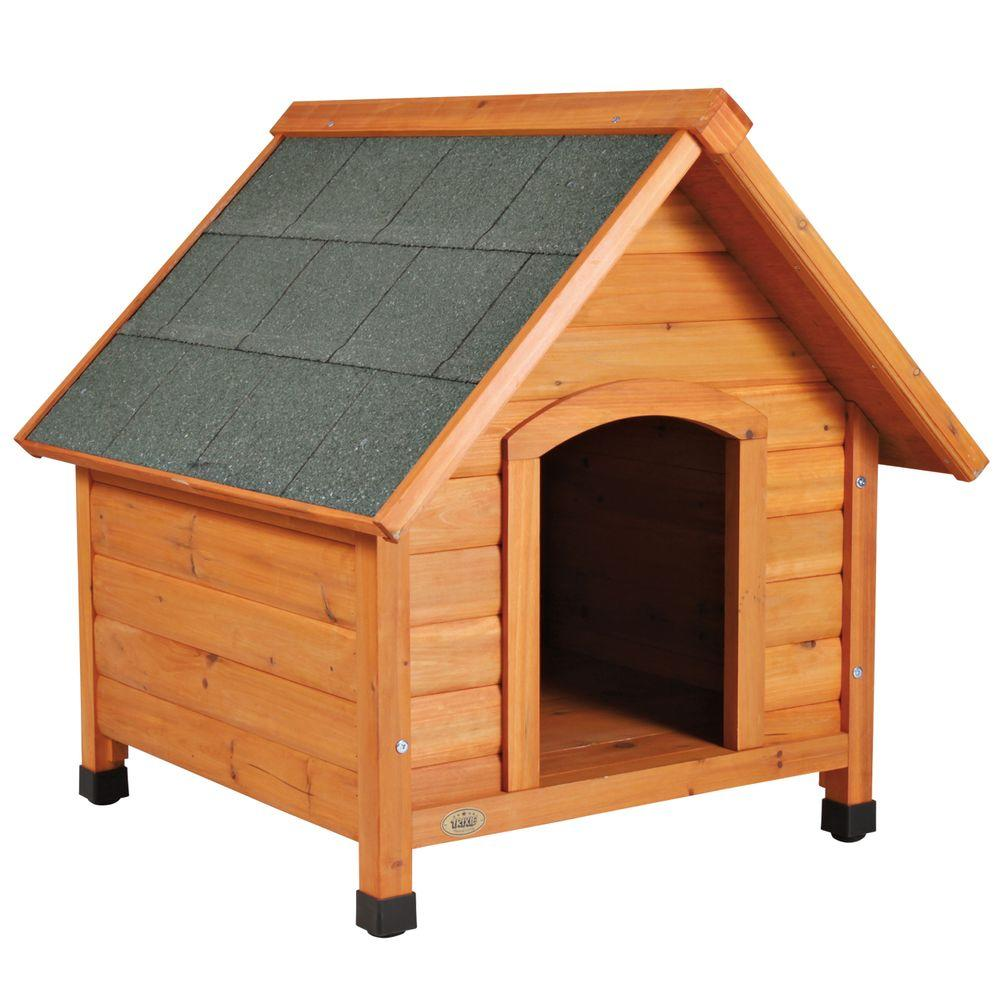 Dog House Trixie Log Cabin Medium Dog House