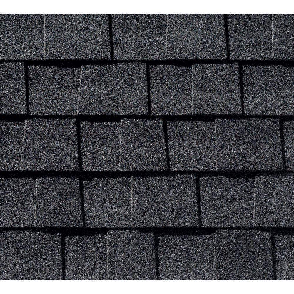 Gaf Roofing Gaf Timberline Natural Shadow Charcoal Lifetime Architectural Shingles 33 3 Sq Ft Per Bundle