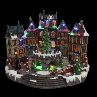 Christmas Villages - Indoor Christmas Decorations - The Home Depot