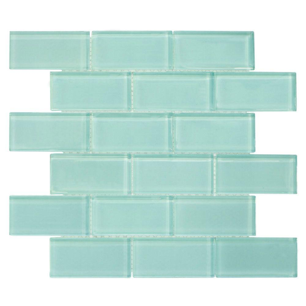8 Mm Jeffrey Court Tiffany May 11 3 4 In X 11 3 4 In X 8 Mm Glass Mosaic Tile