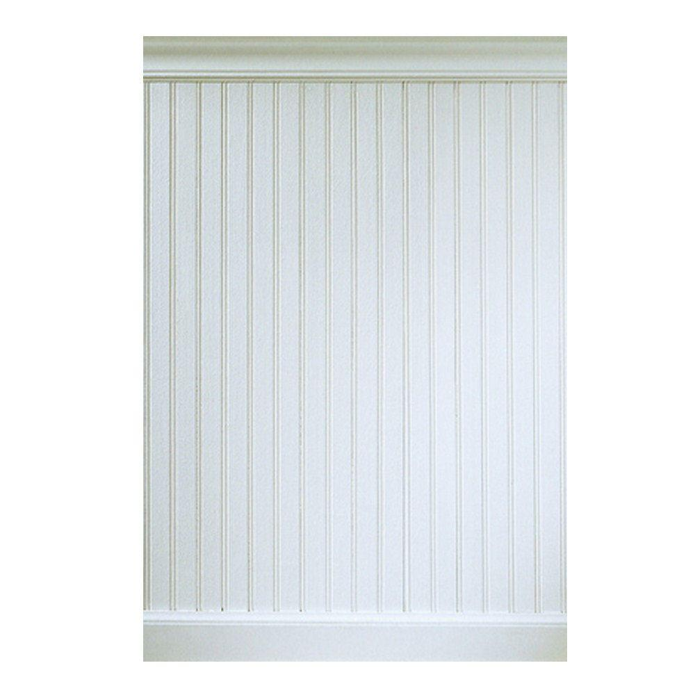 Unbranded 5 16 In X 5 29 32 In X 8 Ft Mdf Wainscot Panel 3 Pieces W96mdf The Home Depot