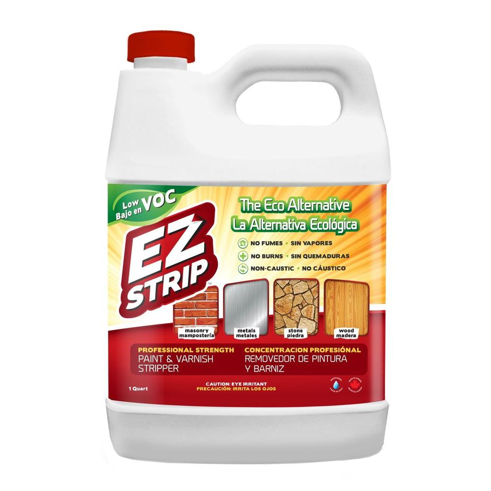 Paint Stripper Ez Strip 32 Oz Paint And Varnish Stripper
