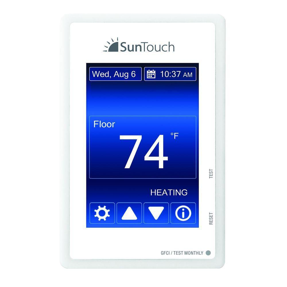 suntouch thermostat wiring diagram