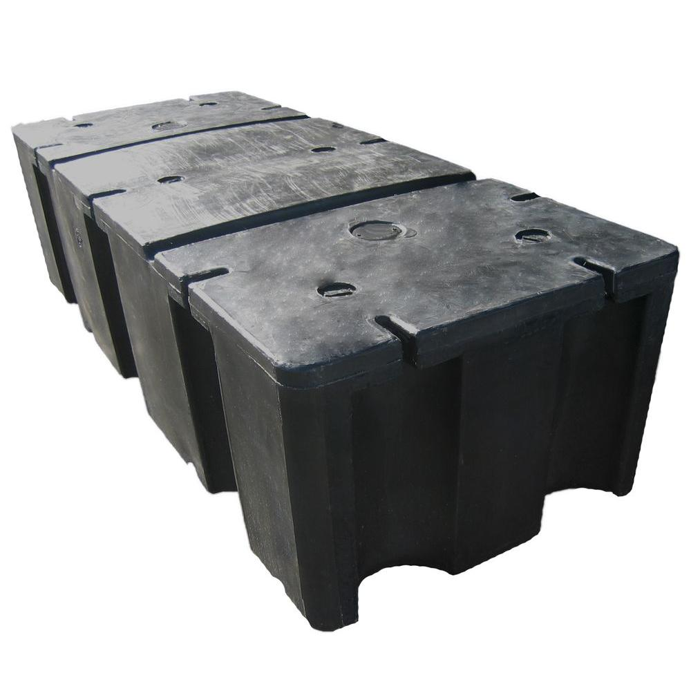 Dock Floats For Sale 60 In X 24 In X 16 In Professional Float