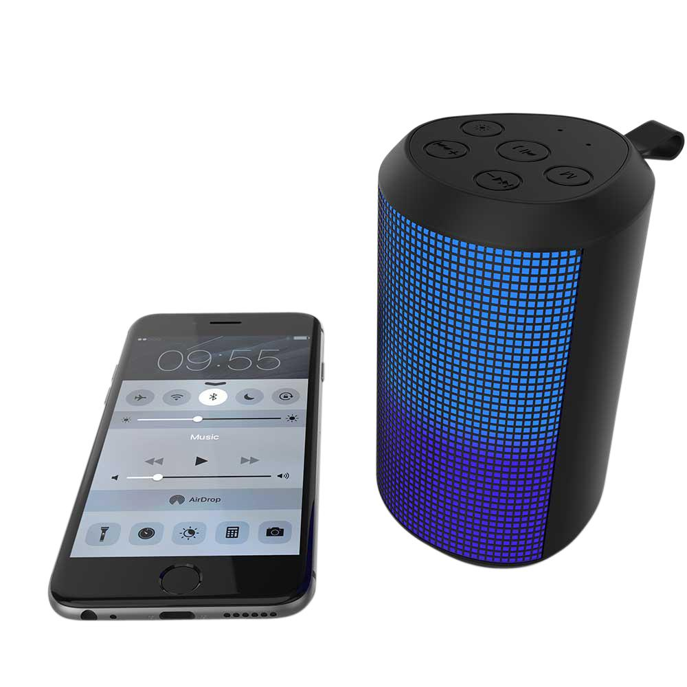 Bluetooth Box Spectra Sound Bluetooth Speaker