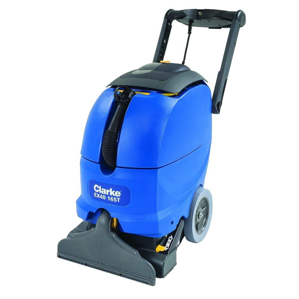 Carpet Cleaning Vacuum Clarke Ex40 16st Self Contained Upright Carpet Cleaner
