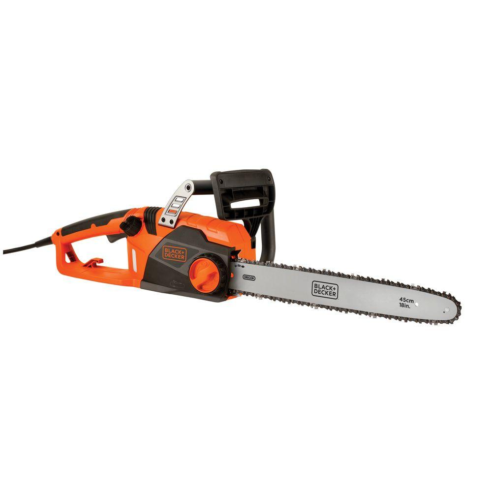 Fullsize Of Craftsman Electric Chainsaw