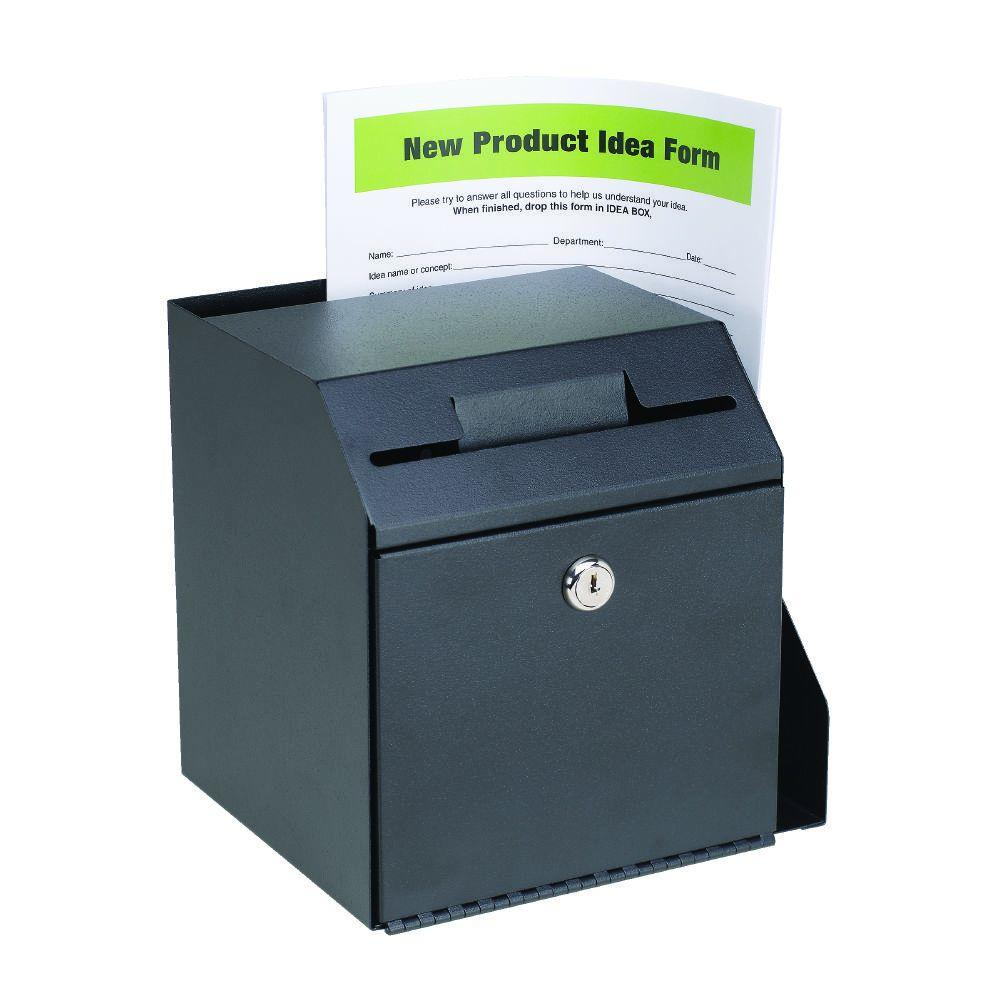 Steelmaster File Cabinet With Safe