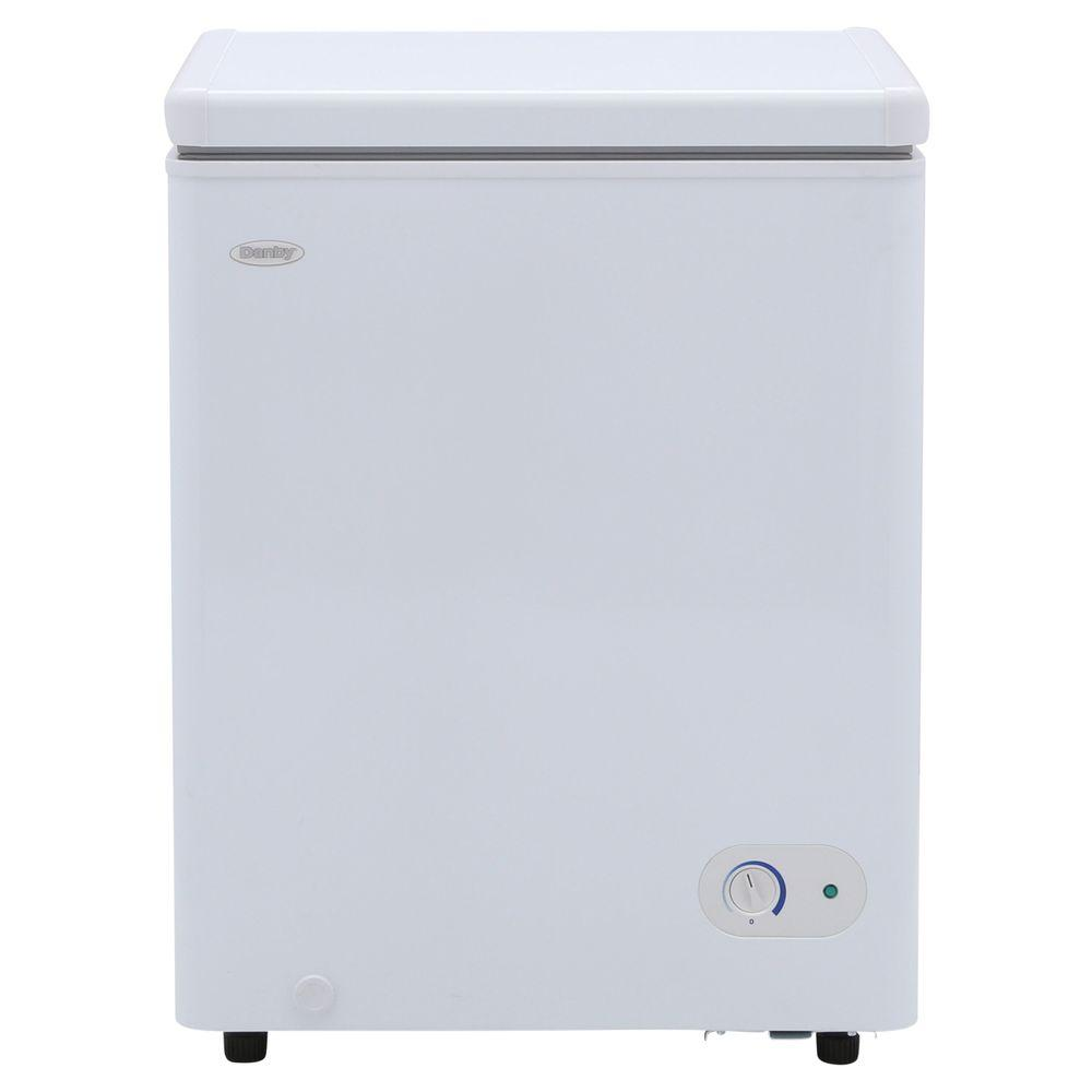 Small Freezer Canada Chest Freezers Freezers Ice Makers The Home Depot