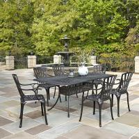 Home Styles Largo 7-Piece Outdoor Patio Dining Set-5560 ...