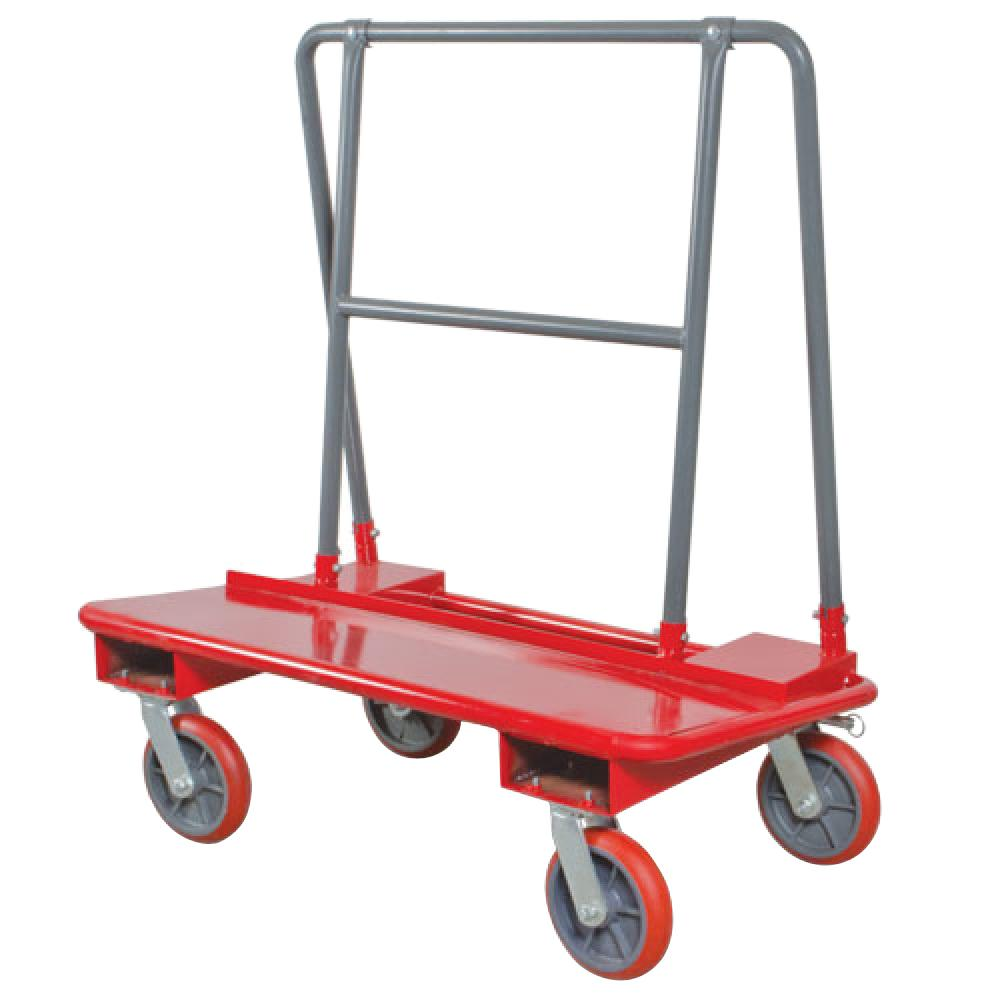 A Frame Trolley Drywall Carts Drywall Hanging Tools The Home Depot