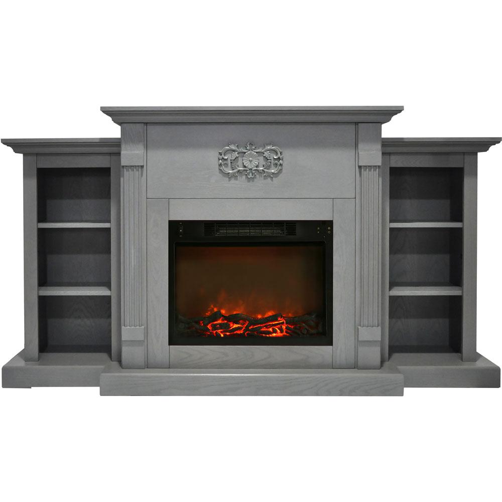 Plug In Electric Fireplaces Electric Fireplace Inserts Fireplace Inserts The Home Depot