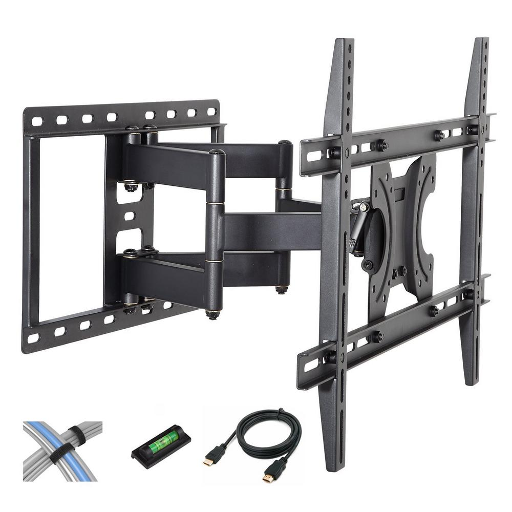 Loctek Full Motion TV Wall Mount Articulating TV Bracket