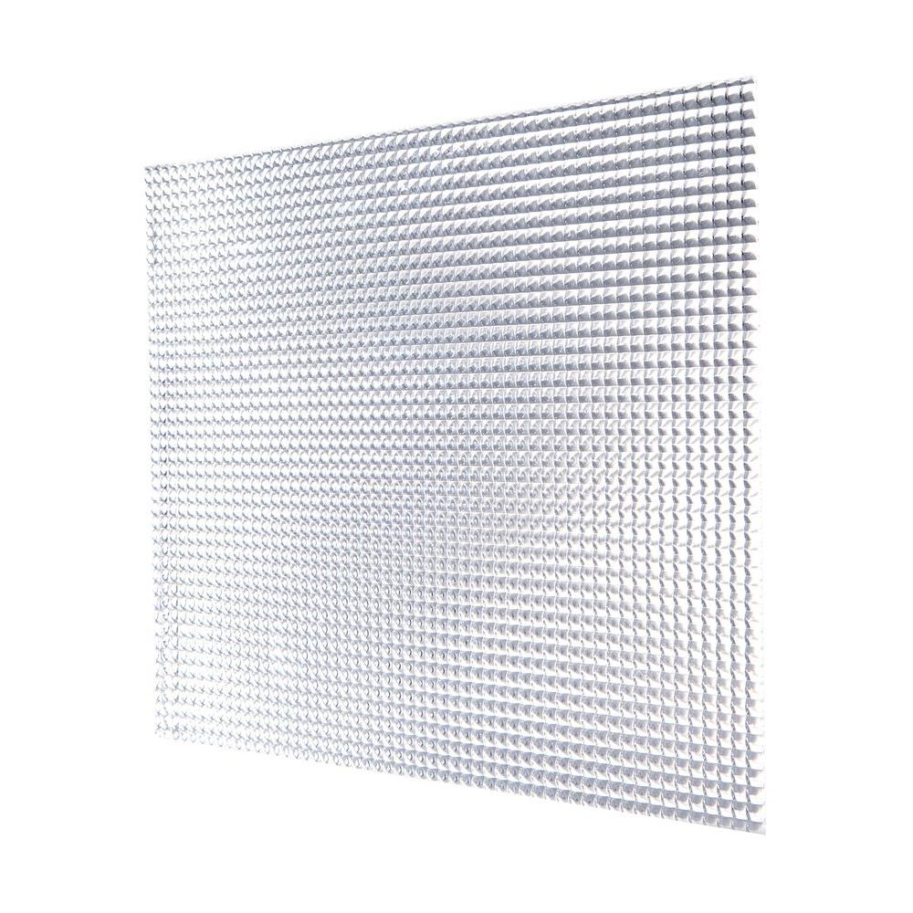 Fluorescent Light Diffuser Panels 2 Ft X 4 Ft Acrylic Clear Premium Prismatic Lighting Panel 5 Pack