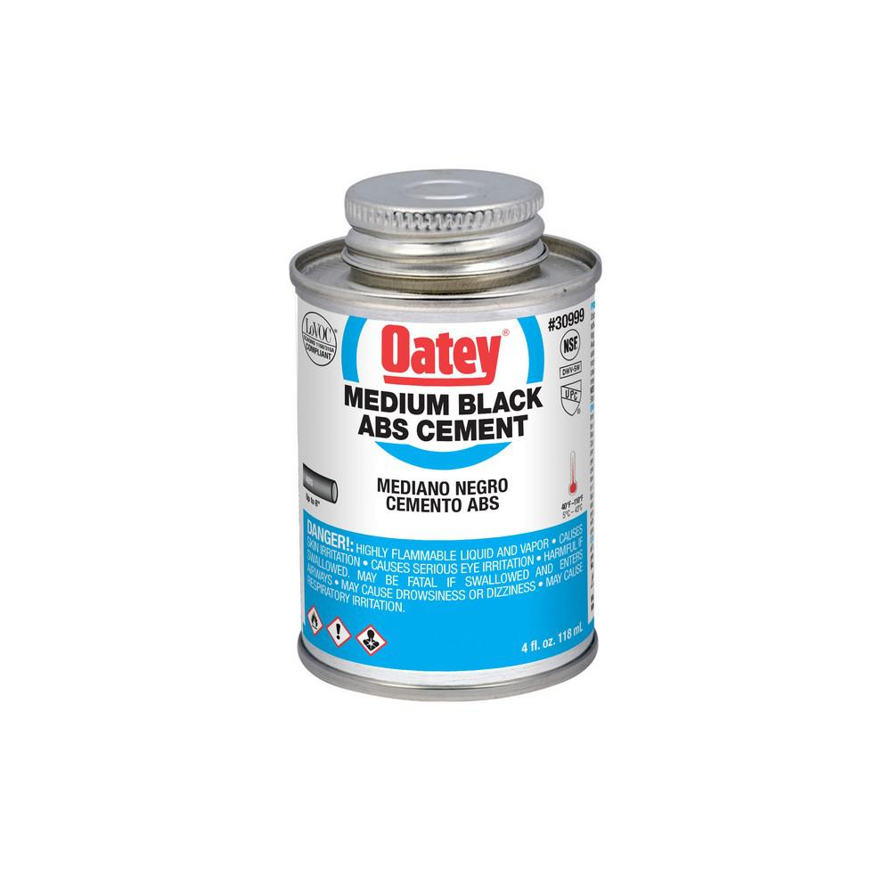 Abs Glue Oatey 4 Oz Abs Cement