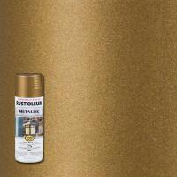Rust-Oleum Stops Rust 11 oz. Champagne Bronze Protective ...