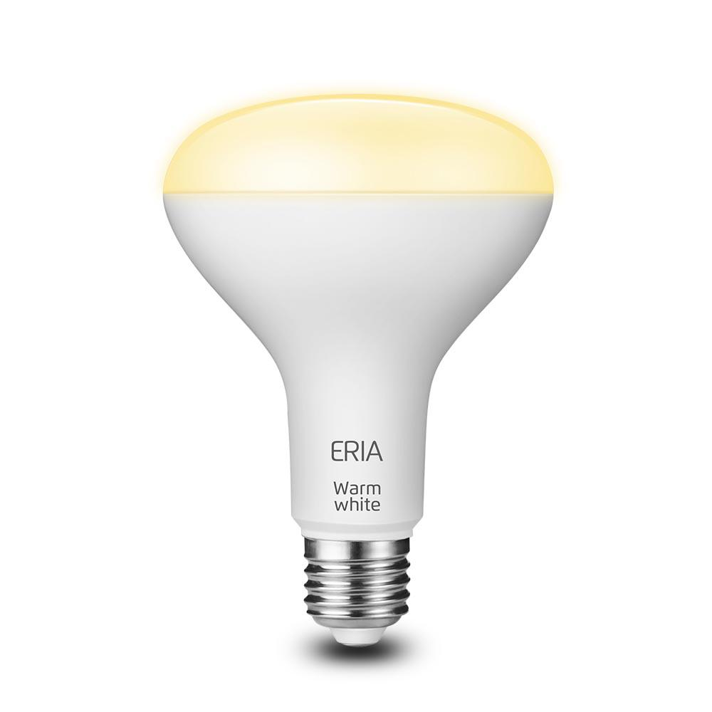 Smart Led Bulb Adurosmart Eria 65 Watt Equivalent Br30 Dimmable Cri 90 Wireless Smart Led Flood Light Bulb Soft White