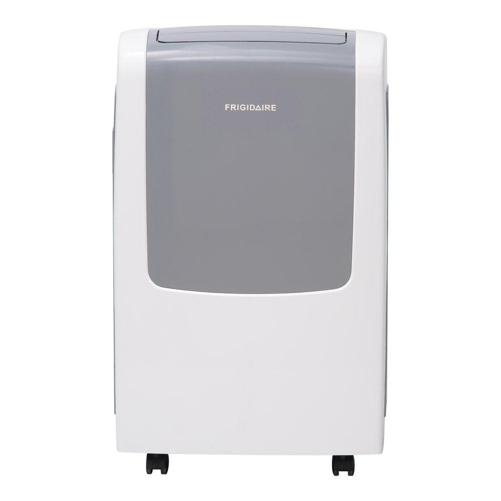 Portable Ac Home Depot Frigidaire 9 000 Btu Portable Air Conditioner With Dehumidifier And Remote