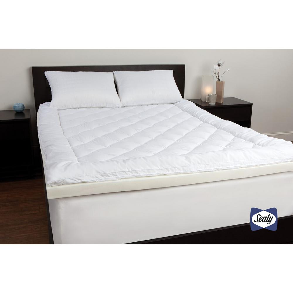 Extra Firm Mattress Topper Twin Memory Foam Mattress Topper