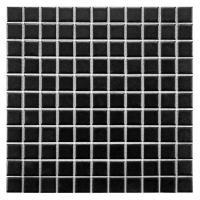 Merola Tile Metro Square Matte Black 11-3/4 in. x 11-3/4 ...