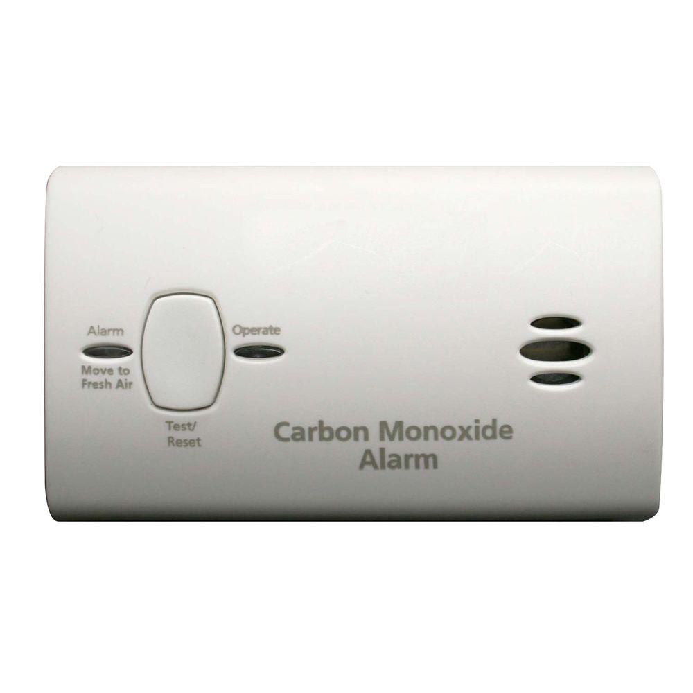 Battery Digital Kidde Code One Battery Operated Carbon Monoxide Detector