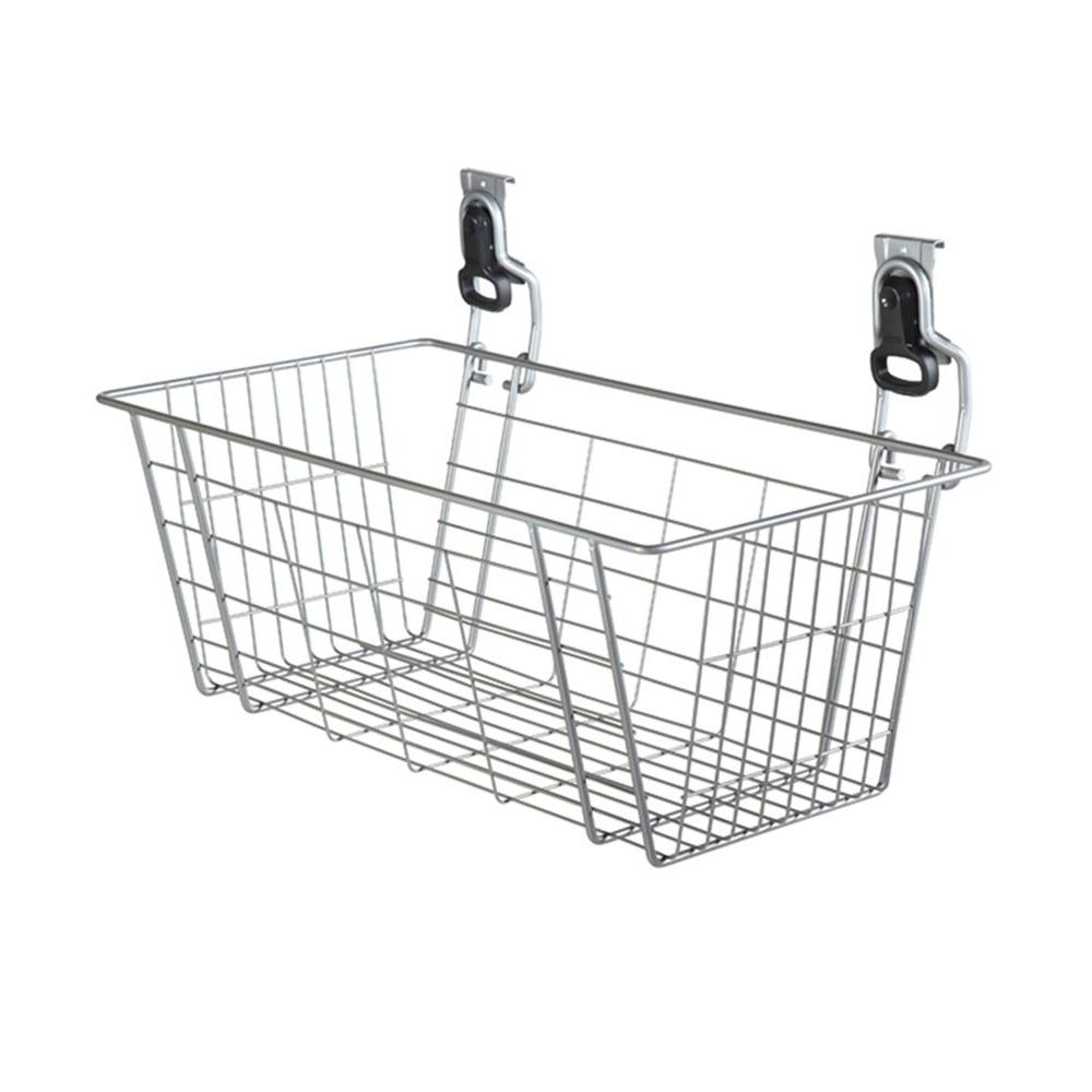 Bike Basket Big W Rubbermaid Fasttrack Garage 24 In Mesh Basket