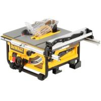 DEWALT 15-Amp Corded 10 in. Compact Job Site Table Saw ...