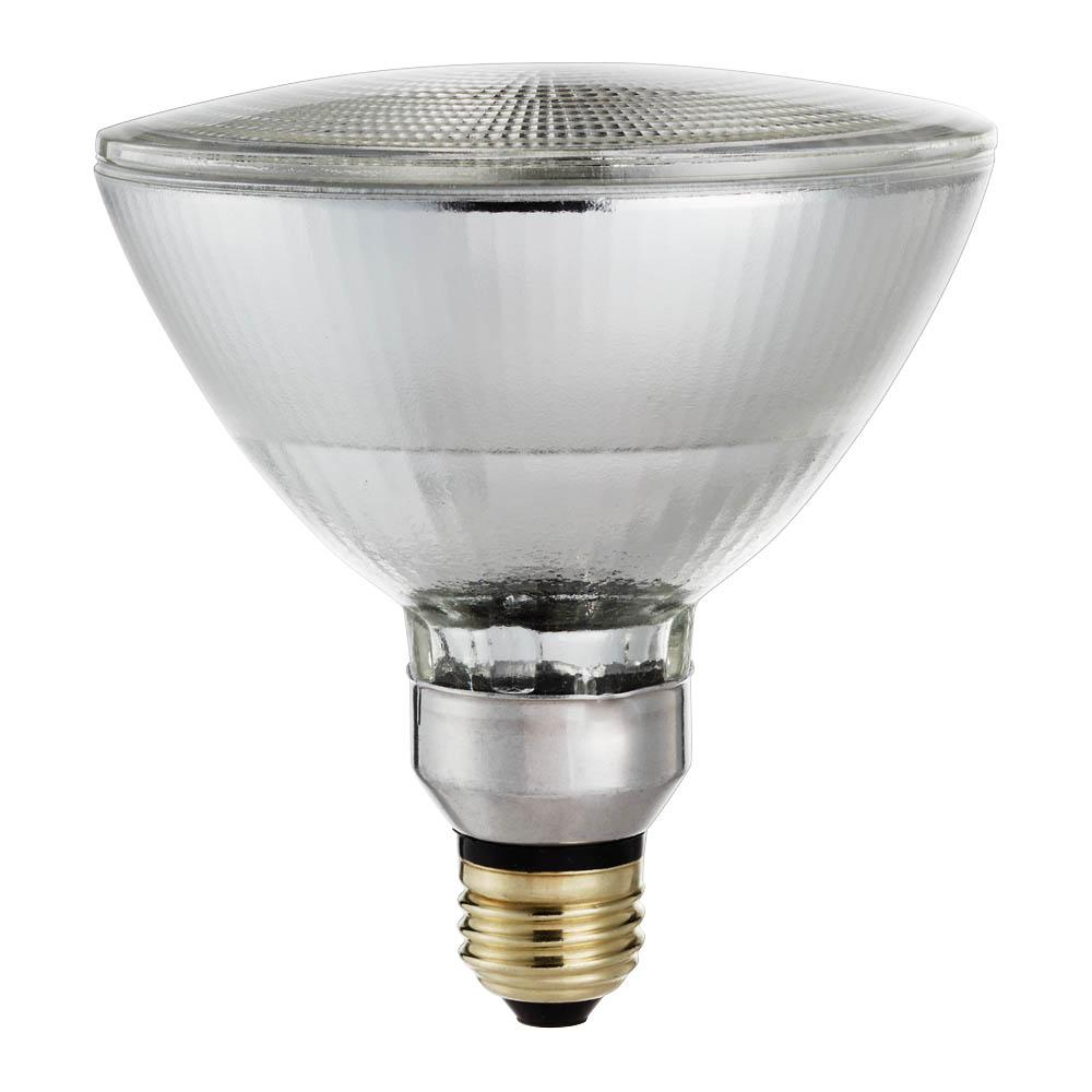 Fitting Lamp Gamma Philips 39 Watt Equivalent Halogen Par38 Dimmable Indoor Outdoor Floodlight Bulb
