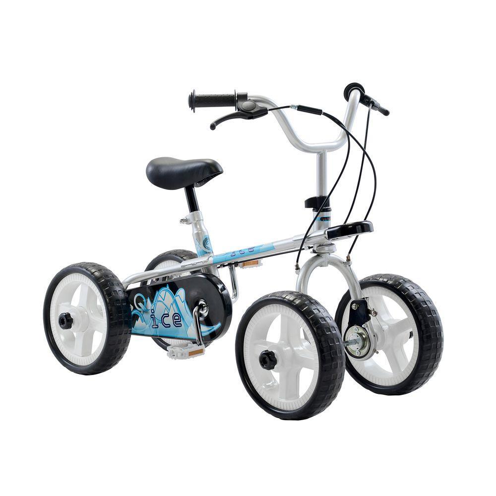 Terrific Metallics Quadrabyke Bikes Kt095 03 64 1000 4 Wheel Bicycle Uk 4 Wheel Bicycle East Coast Park baby 4 Wheel Bicycle