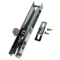 Barton Kramer Chrome-Plated Patio Door Lock with Key-445 ...