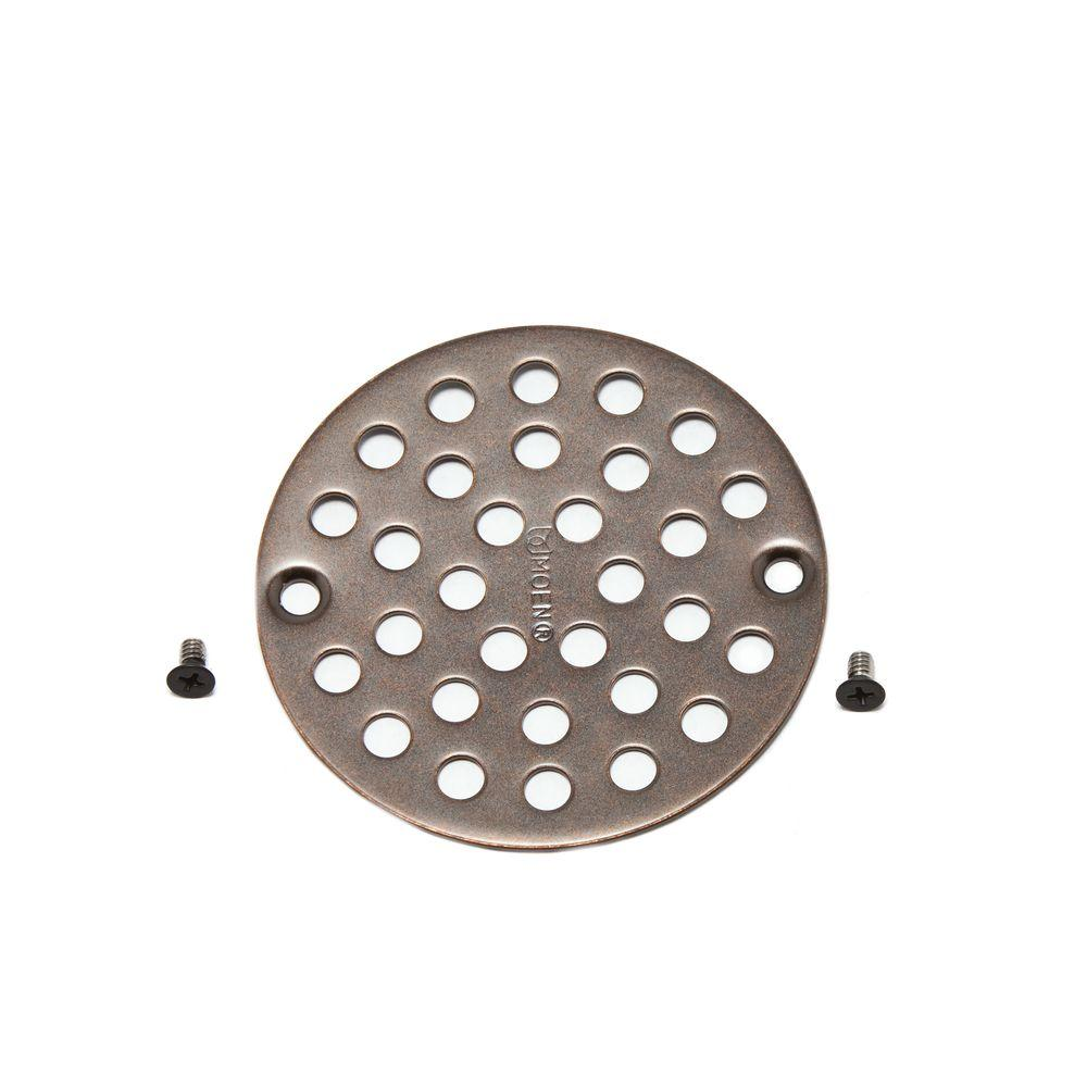 MOEN 4 in. Shower Drain Cover for 3