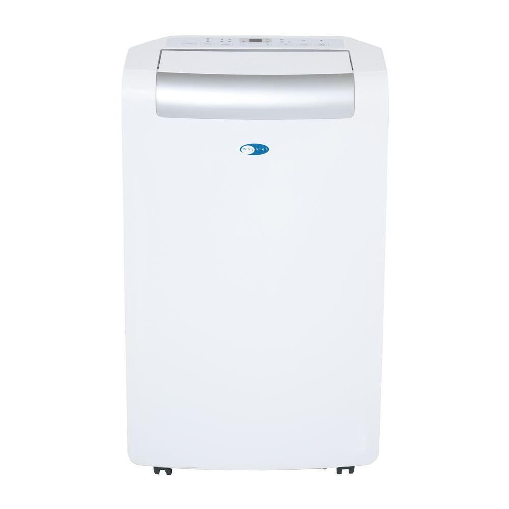 Portable Ac Home Depot 14 000 Btu Portable Air Conditioner With Dehumidifier And 3m Silvershield Filter