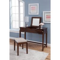 International Concepts Unfinished 40 in. W Vanity Table-DT ...