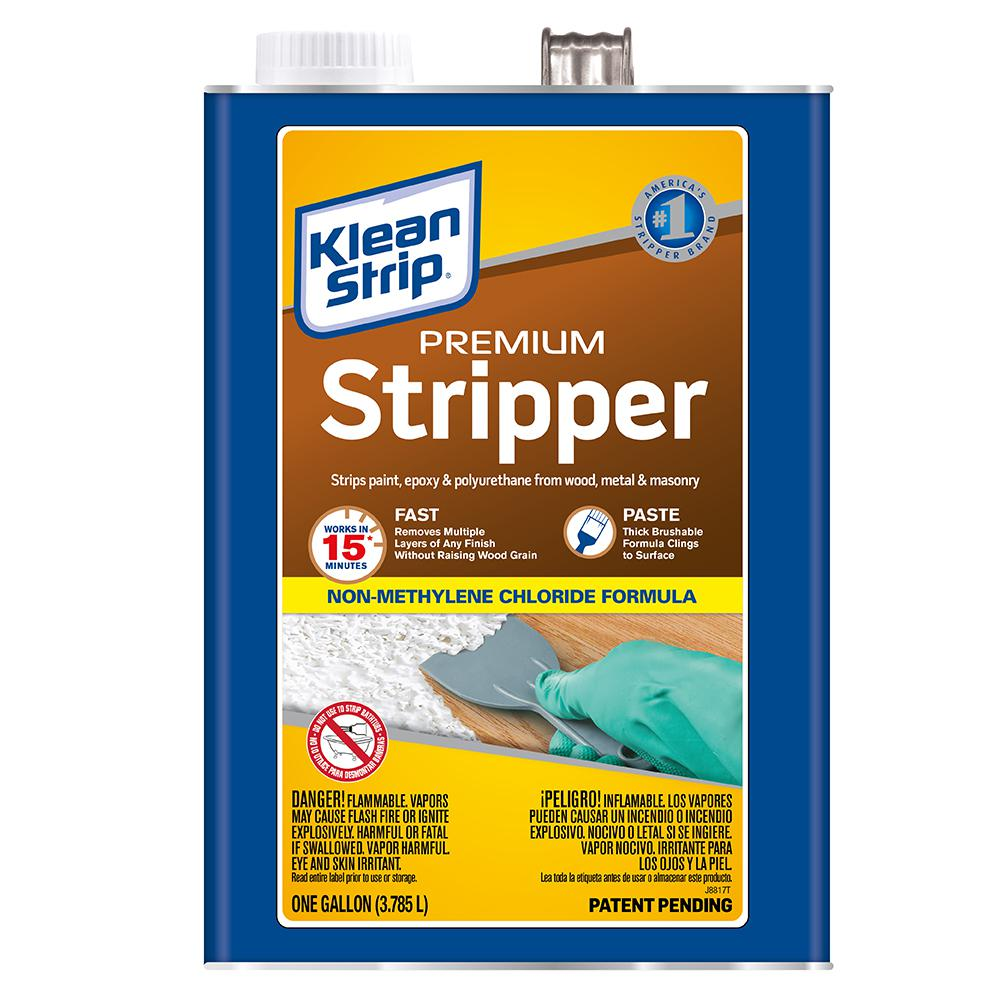 Paint Stripper Klean Strip 1 Gal Premium Stripper