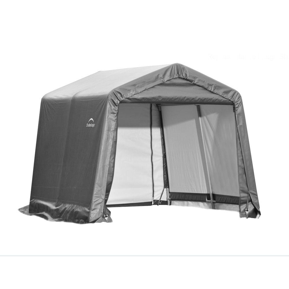 Portable Carport Costco Carports Garages Sheds Garages Outdoor Storage The Home Depot