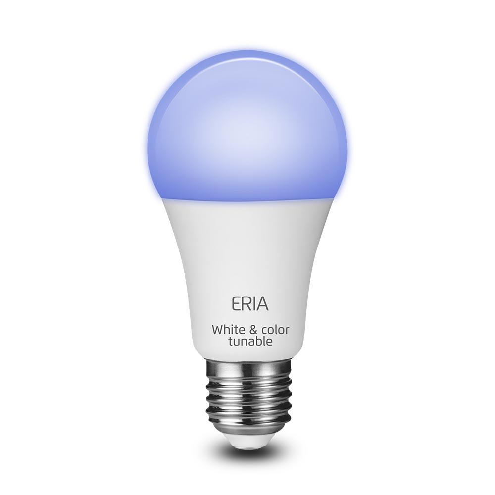 Smart Led Bulb Adurosmart Eria 60 Watt Equivalent A19 Dimmable Cri 90 Wireless Smart Led Light Bulb Multi Color