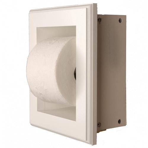 Medium Crop Of Recessed Toilet Paper Holder