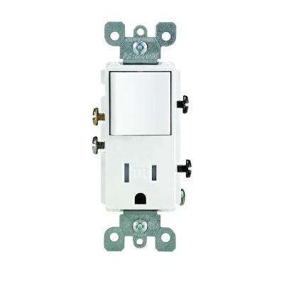 Combo Switch - Electrical Outlets  Receptacles - Wiring Devices
